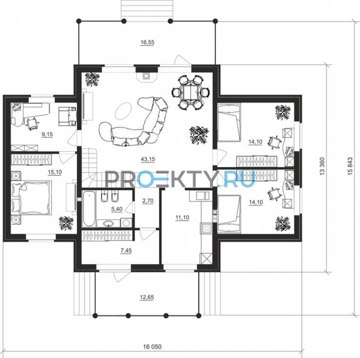 План проекта 88-74 - 1