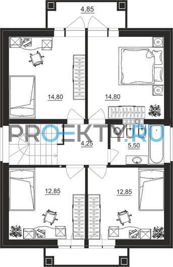 План проекта 89-45 - 2