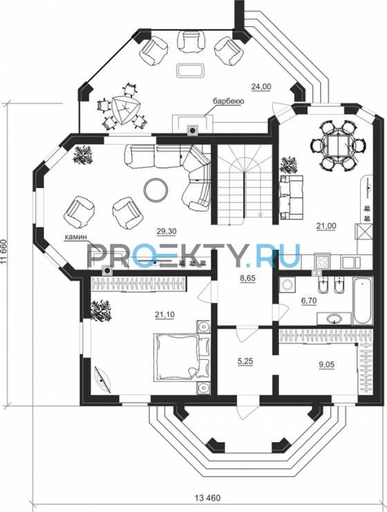 План проекта 89-64 - 2