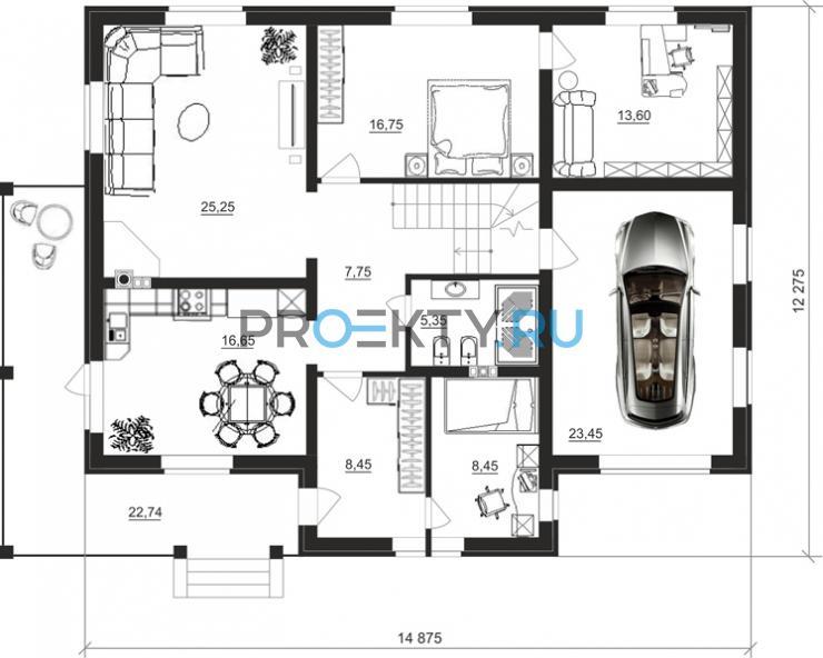 План проекта 89-73 - 2