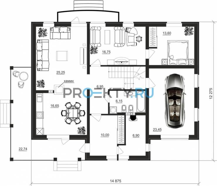 План проекта 89-85 - 2