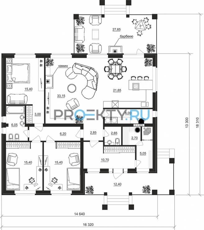 План проекта 90-09 - 2