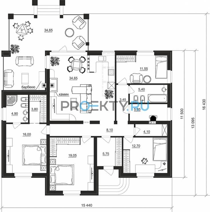 План проекта 90-21 - 1