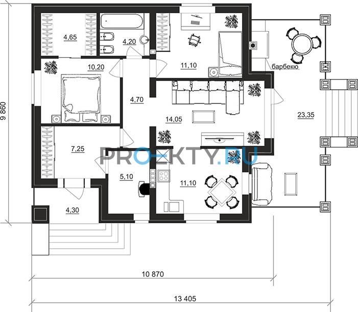 План проекта 90-34 - 1