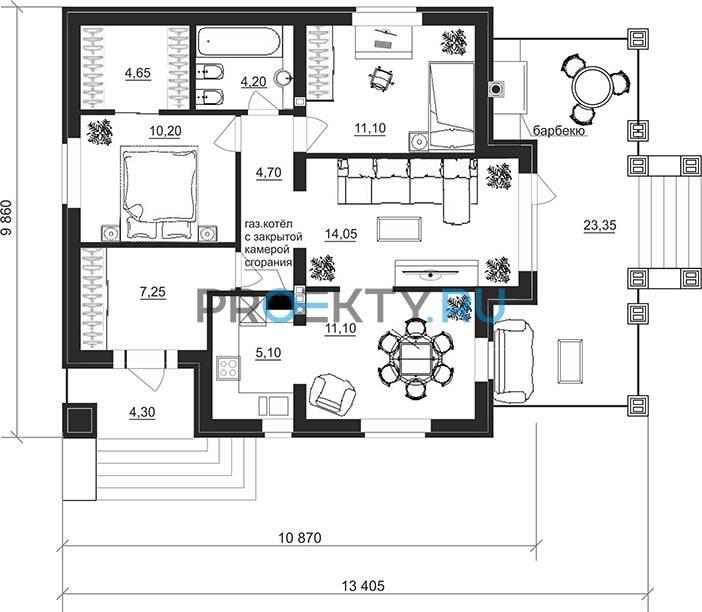 План проекта 90-34 - 2