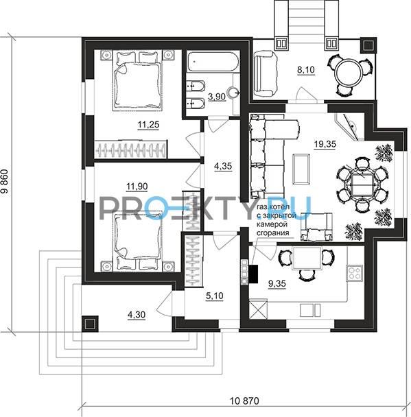 План проекта 90-43 - 2