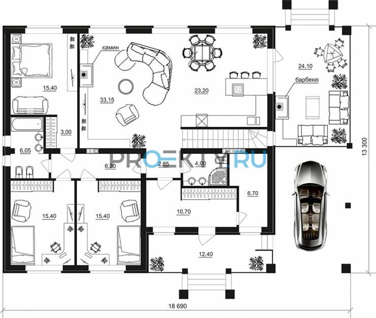 План проекта 91-08 - 2