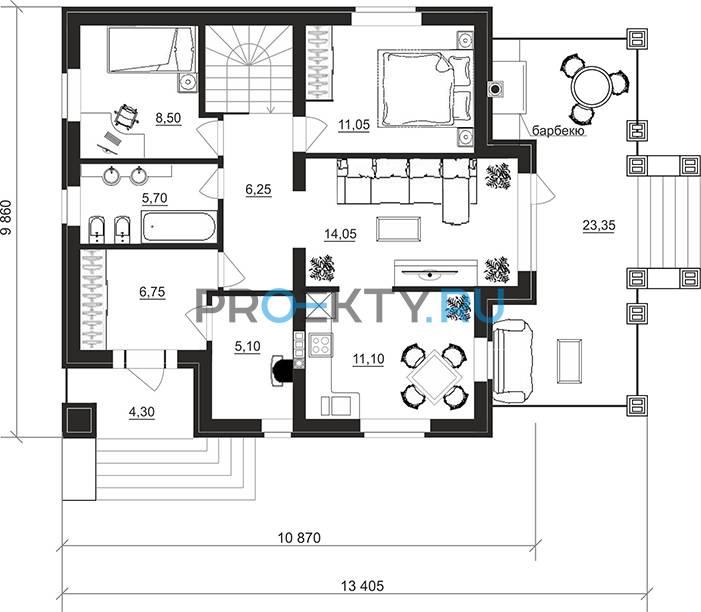 План проекта 91-34 - 2