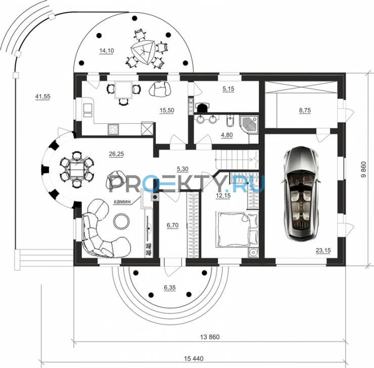 План проекта 92-08 - 1