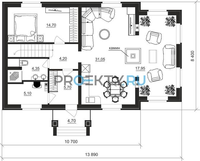 План проекта 92-43 - 1