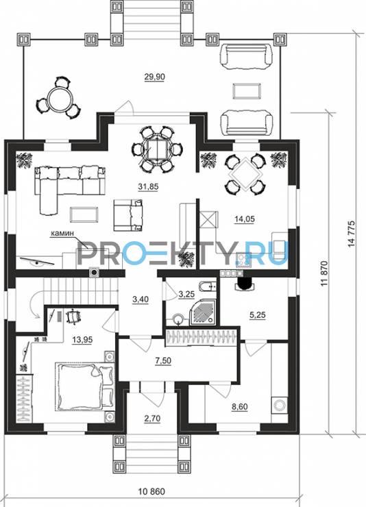 План проекта 92-57 - 1