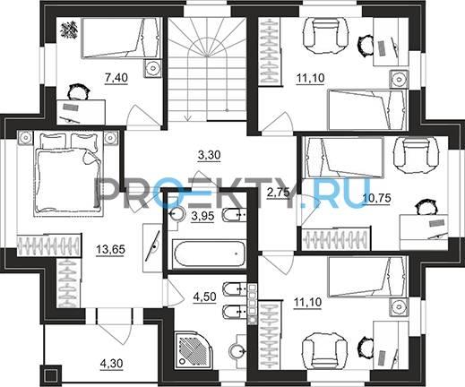 План проекта 92-70 - 2