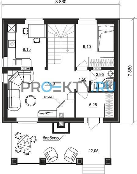 План проекта 93-53 - 2
