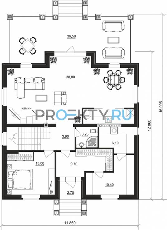План проекта 93-58 - 11