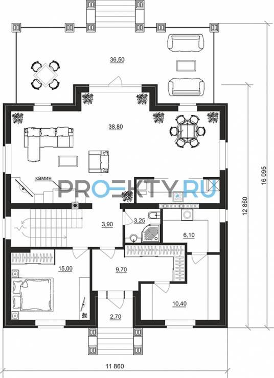 План проекта 93-58 - 17