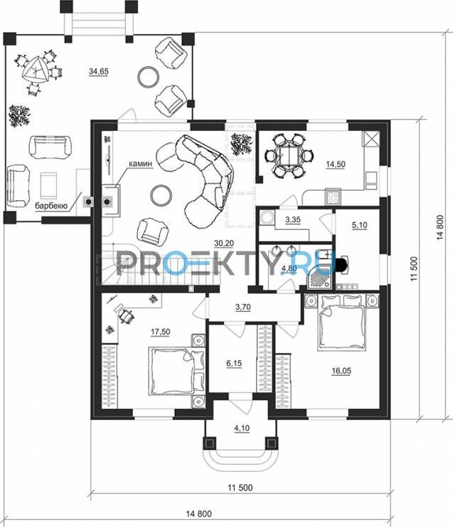 План проекта 95-12 - 1