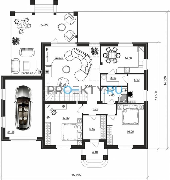 План проекта 95-13 - 1