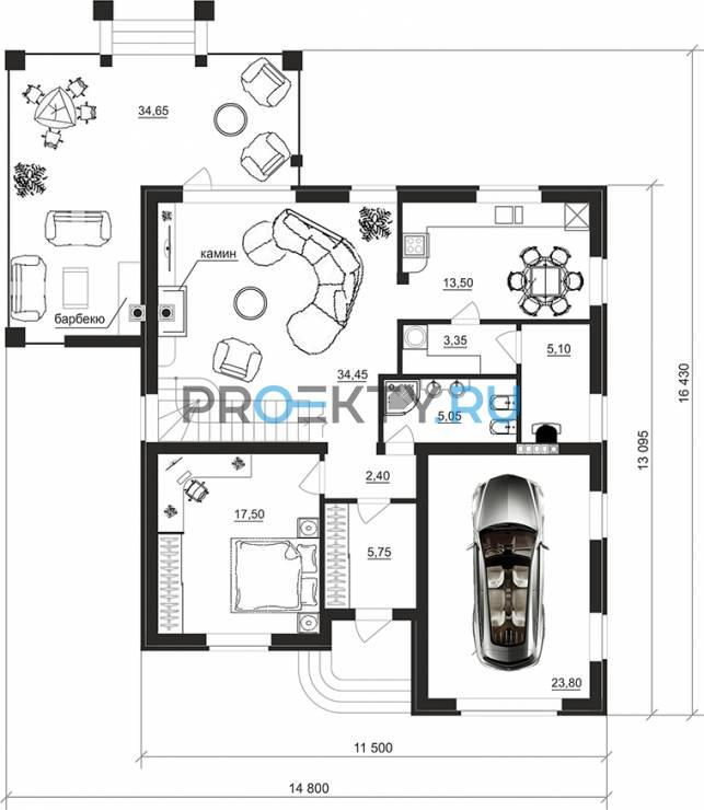 План проекта 95-15 - 1