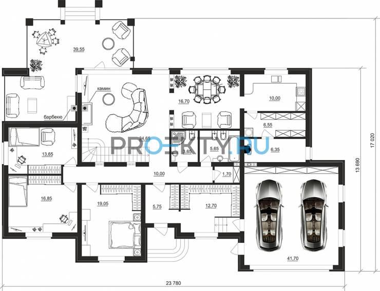 План проекта 95-39 - 3