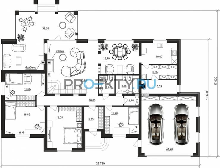 План проекта 95-39 - 5