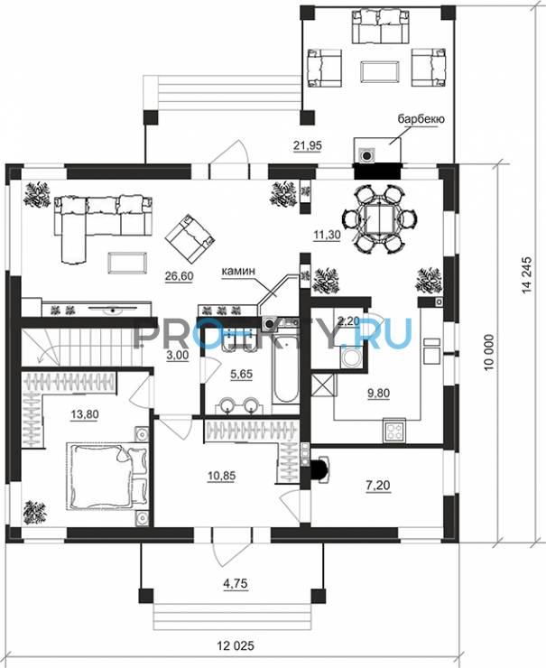 План проекта 95-43 - 1