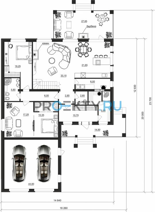 План проекта 95-61 - 1