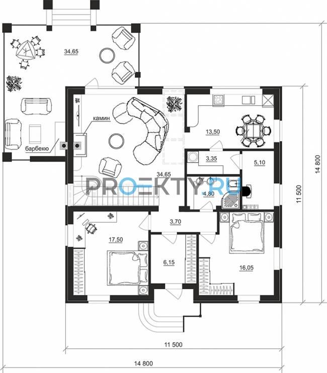 План проекта 95-70 - 1