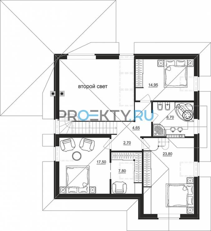 План проекта 95-75 - 2