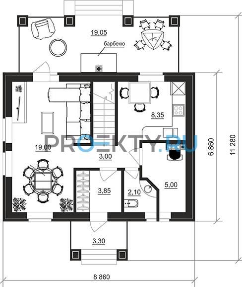 План проекта 95-78 - 1
