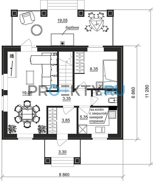 План проекта 95-78 - 11