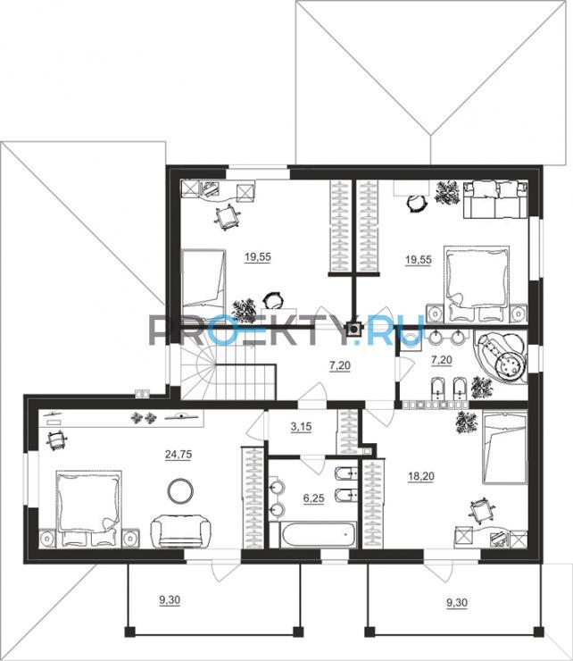 План проекта 96-00 - 3