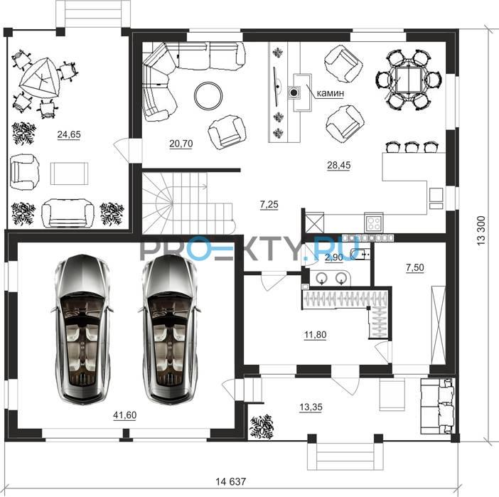 План проекта 96-01 - 2
