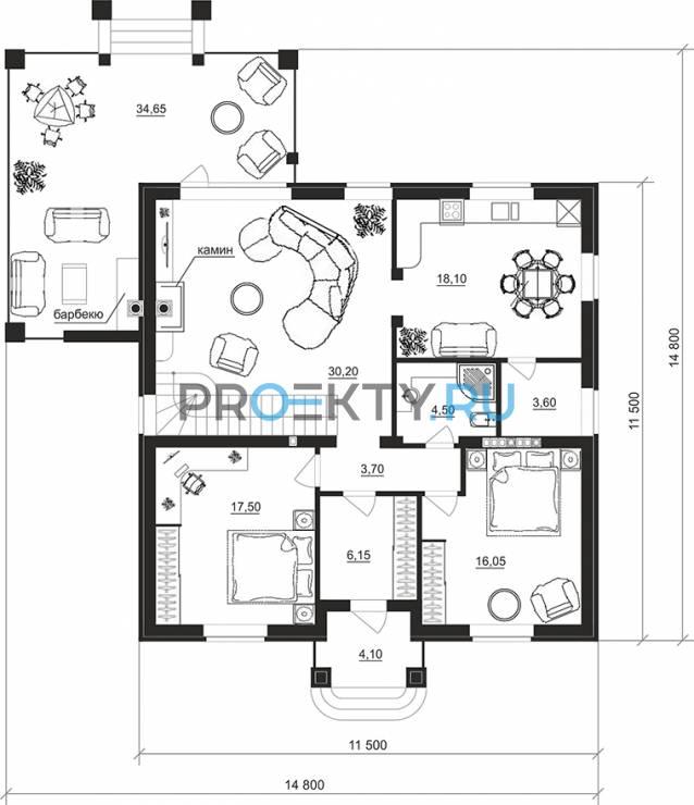 План проекта 96-22 - 2