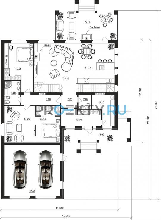 План проекта 96-61 - 2