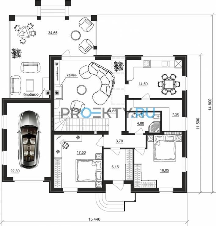 План проекта 96-73 - 2