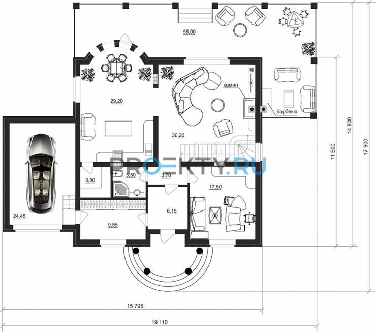 План проекта 96-96 - 2