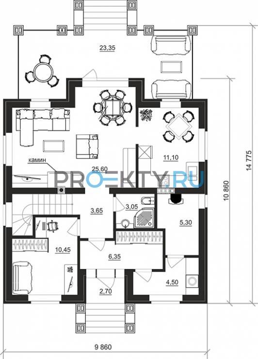 План проекта 97-00 - 3