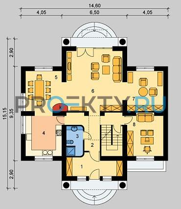 План проекта LK&85 - 1