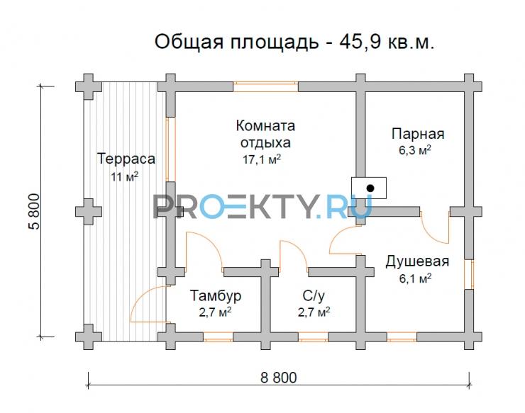 План проекта С легким паром - 1