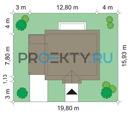 План проекта Сказочный - 3