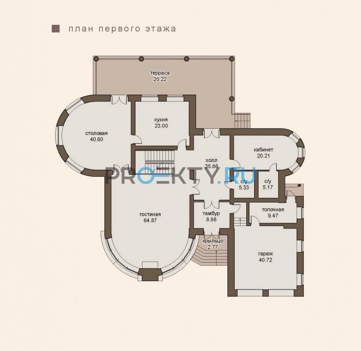 План проекта Богема 520 - 1