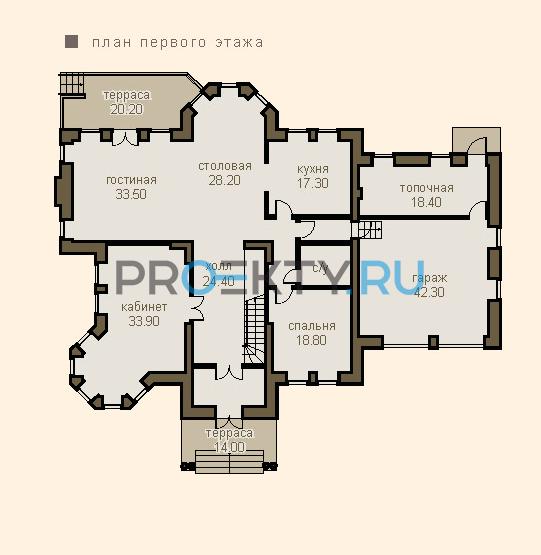План проекта Босфор - 1