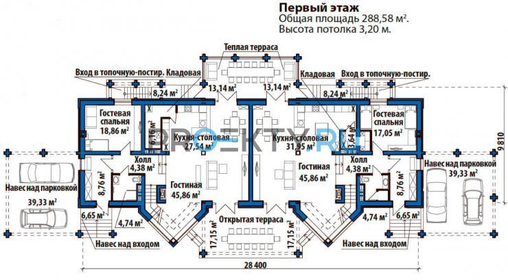 План проекта Бриенц - 2