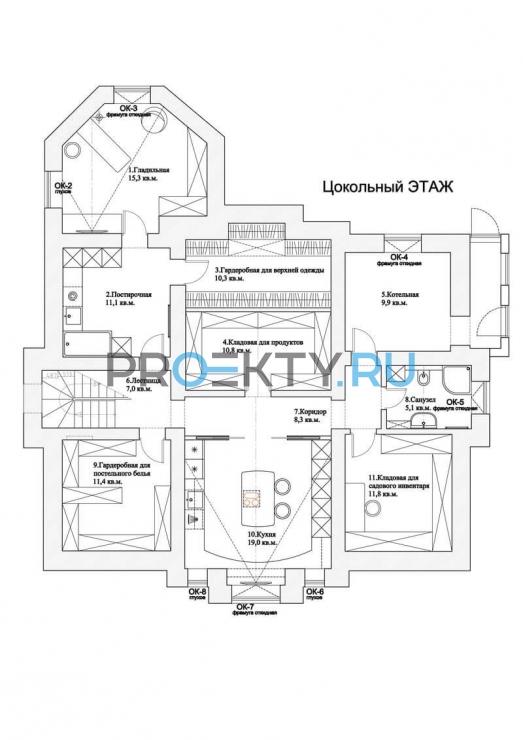 План проекта Мыс - 4