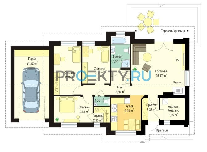 План проекта Киприан-4 - 1