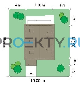 План проекта Д03 деревянный - 3