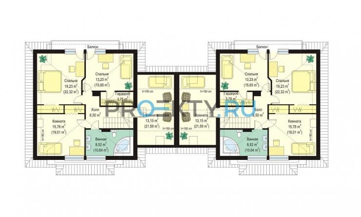 План проекта Дом на Медаль - 2
