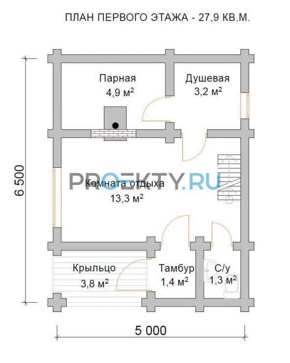 План проекта Финист - 1