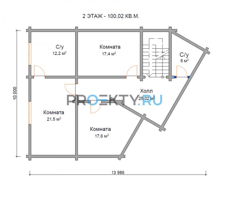 План проекта Угол - 2