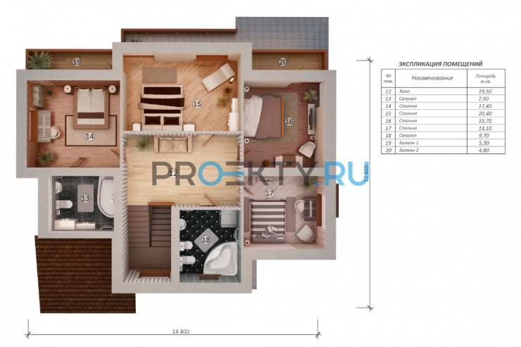 План проекта Хоккайдо - 2